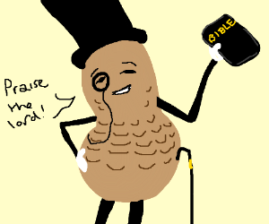 JoJo Mr. Peanut