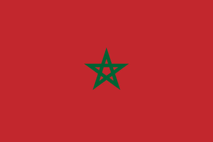 I am JoJo the King of Morocco