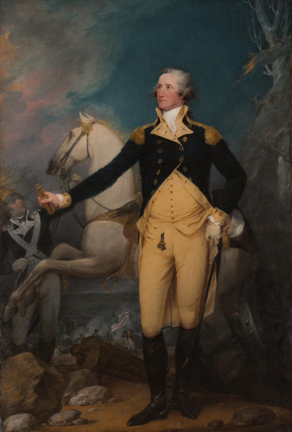 general president george washinton