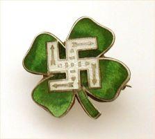 Jojo four leaf clover