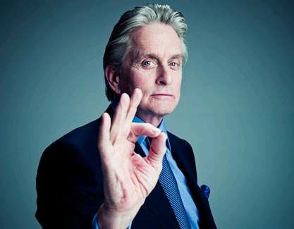 Michael Douglas is in the 27 Club
