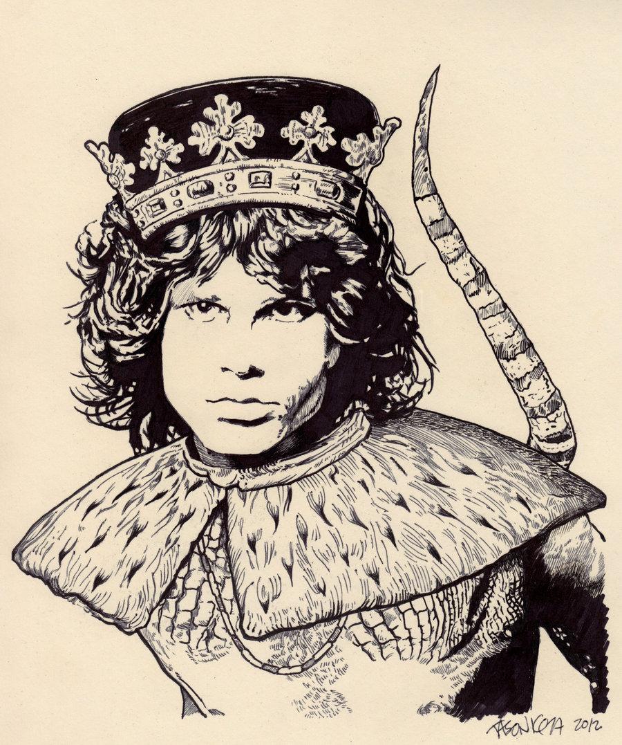 This is a JoJo lizard King