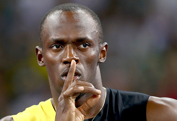 Usain Bolt is Lord JoJo