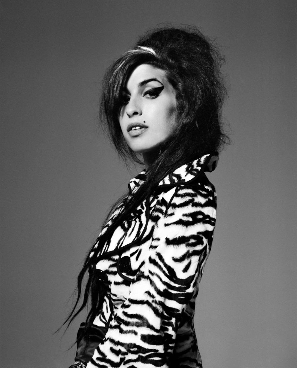 Amy Winehouse - Portraits