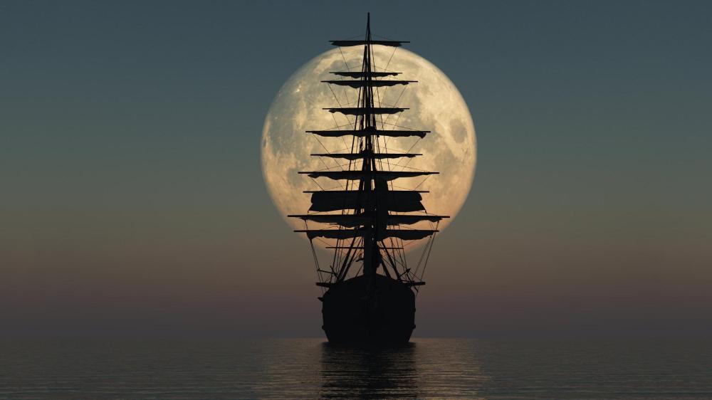 sailing & allah jojo