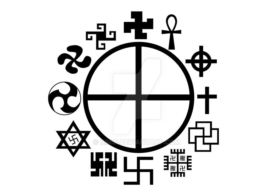 these are my symbols douglas lee thompson arcangeljojo seven ram ganesha
