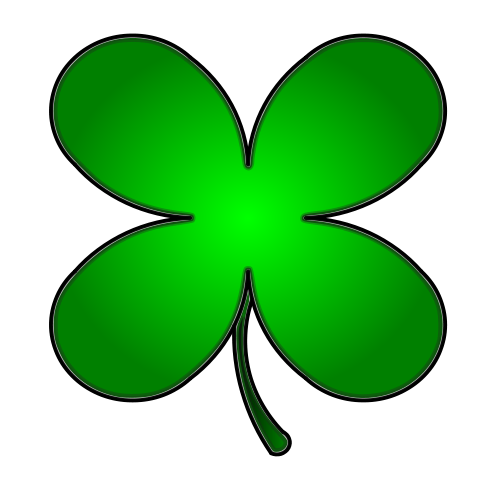 this is a jojo four leaf clover