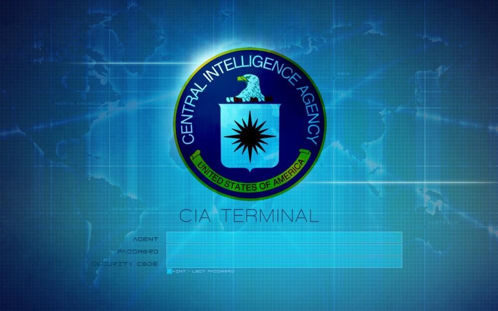 covert officer badge #767 CIA