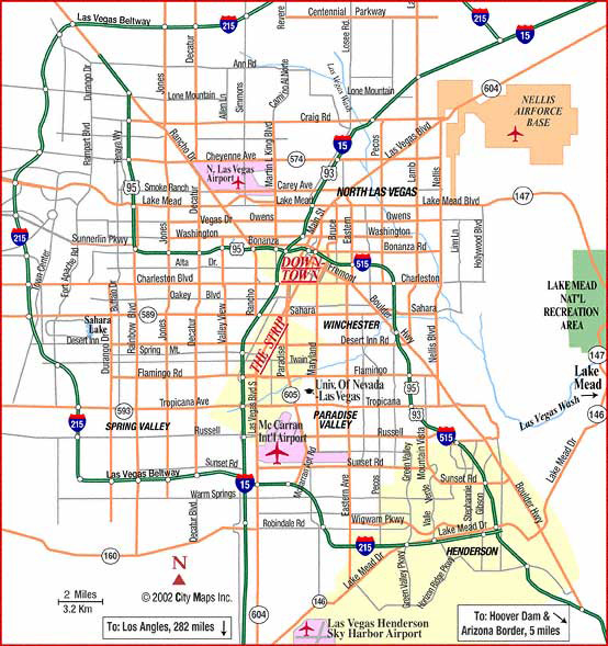 douglas domaine map 2