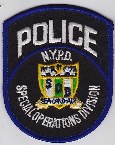 NYPD SOD